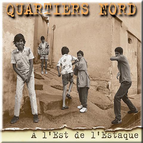 Quartiers Nord, À l'Est de l'Estaque (QN08, 1997)