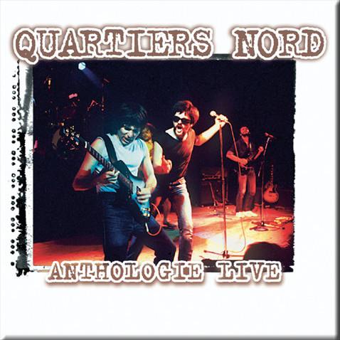Quartiers Nord, Anthologie Live (QN09, 1998)