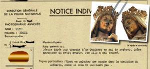 Quartiers Nord, spectacle 2001 L'odyssée de l'Estaque, personnage Bonne Mère