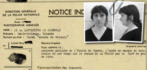 Quartiers Nord, spectacle 2001 L'odyssée de l'Estaque, personnage Zorah