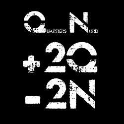 Quartiers Nord, +2Q -2N (QN17, 2019)