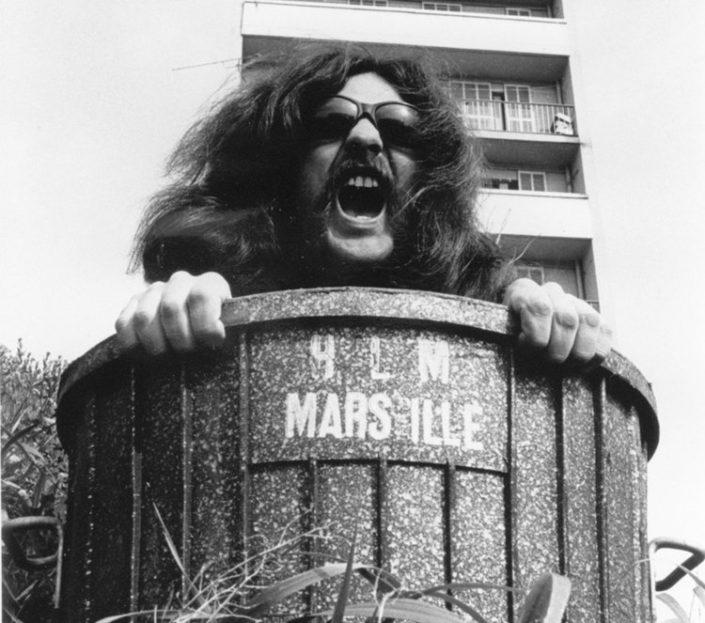 Quartiers Nord, 1980, photo Vincent Costarella