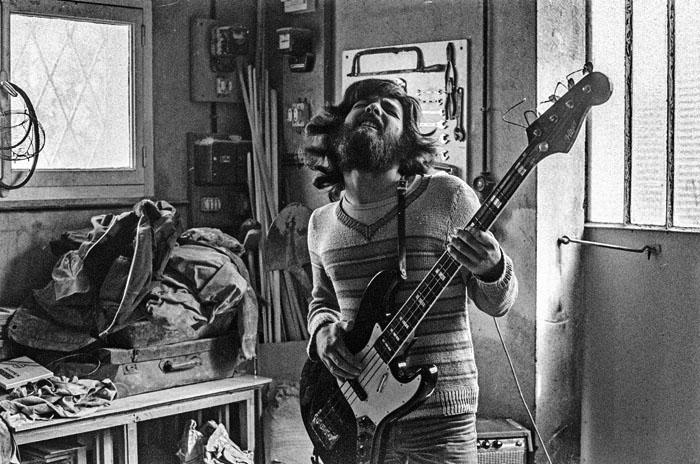 1977, l'expérience Cornélius Népos, le groupe pré-Quartiers Nord